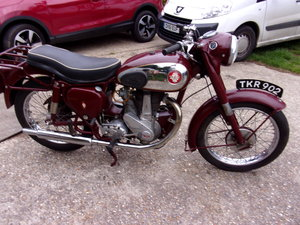 Picture of 1954 BSA B31 S/A SOLD