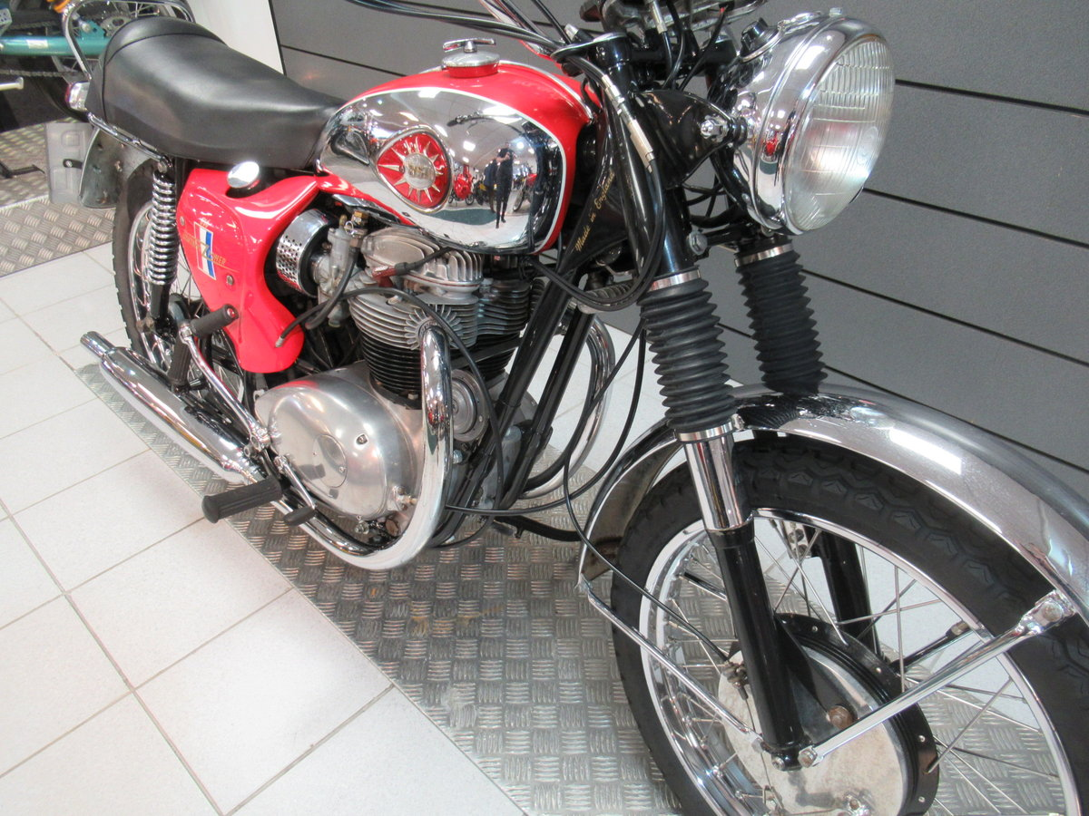 1966 BSA A65 Lightning For Sale (picture 2 of 6)