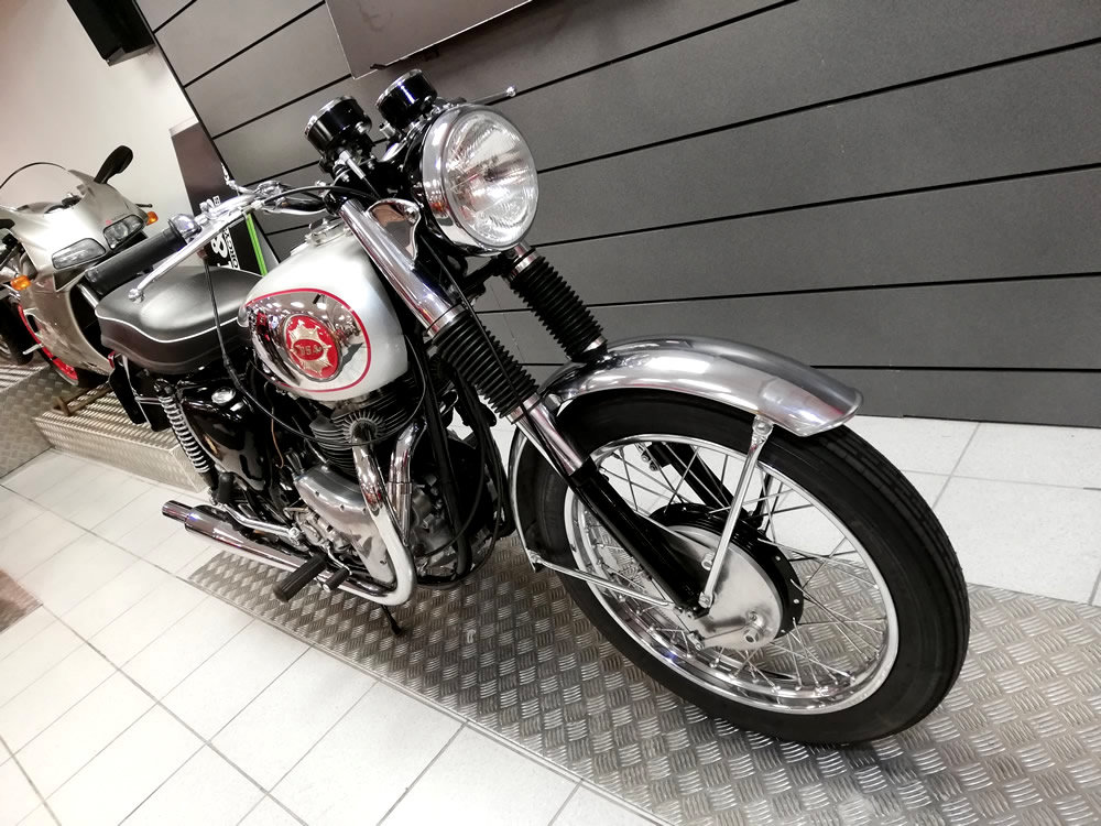 1959 BSA A10 650 Rocket Goldstar Replica For Sale (picture 2 of 6)