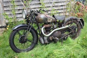 Lot 45 - A 1936 BSA Q21 - 01/06/2019 For Sale by Auction