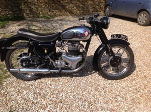 1958 BSA Road Rocket For Sale