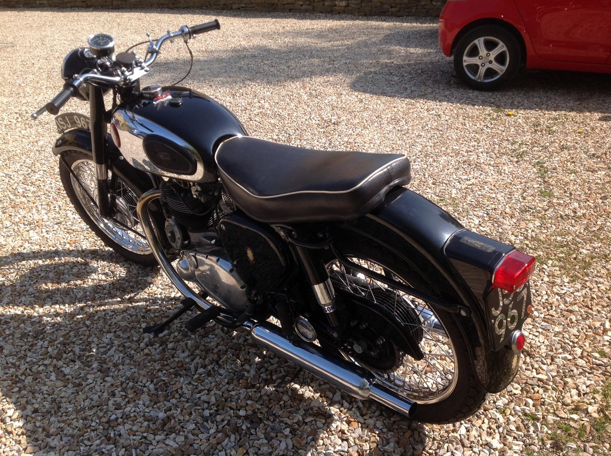 1958 BSA Road Rocket For Sale (picture 3 of 4)