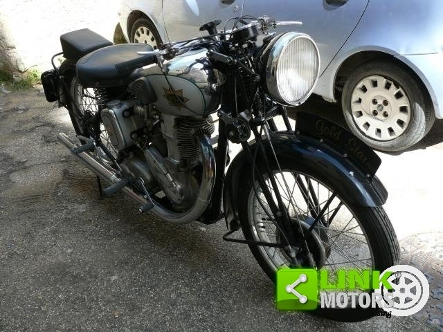 1938 BSA GOLD STAR M24 Prima Serie For Sale (picture 3 of 6)