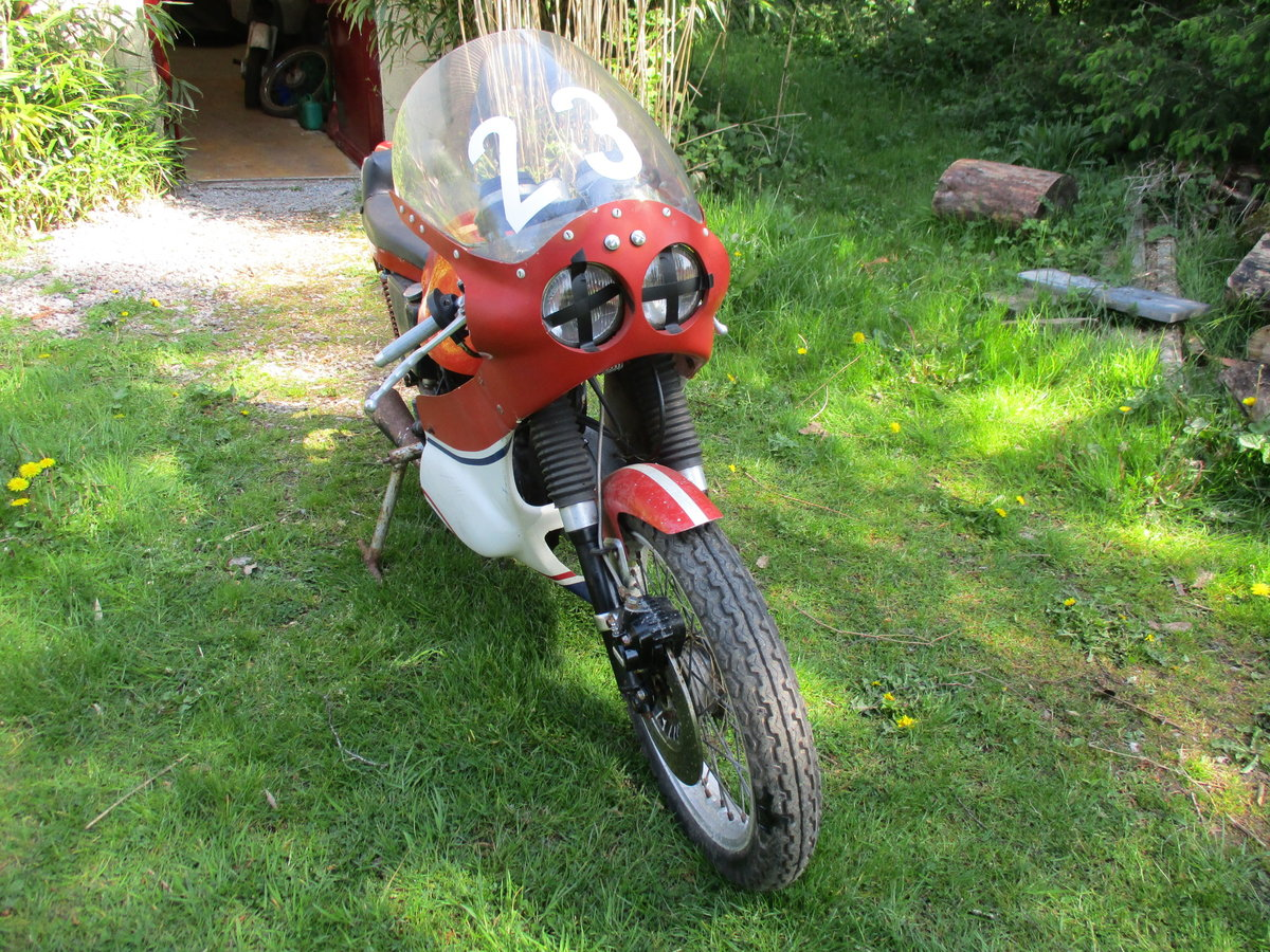 1969 BSA C15 in Racing Trim. Period racer.Barn Find For Sale (picture 5 of 6)