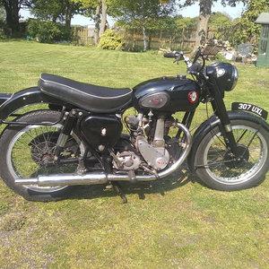 BSA b31 1954 s/arm