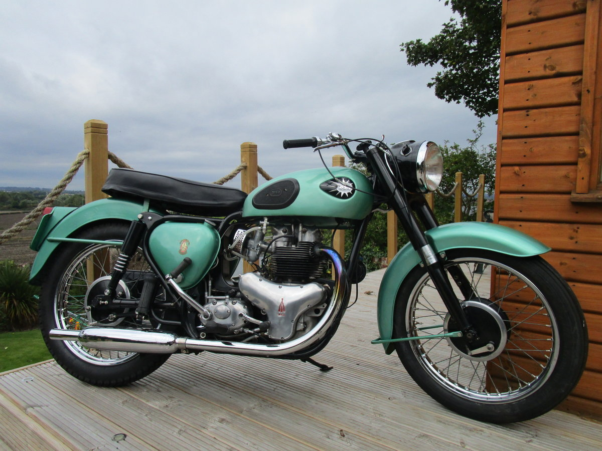 1961 BSA 500 A7 SS  SOLD (picture 1 of 6)
