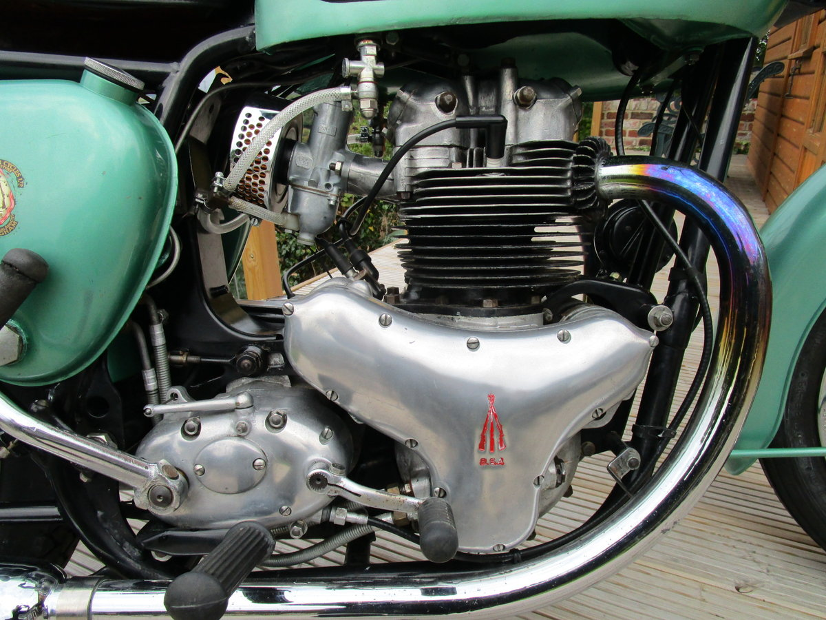 1961 BSA 500 A7 SS  SOLD (picture 4 of 6)