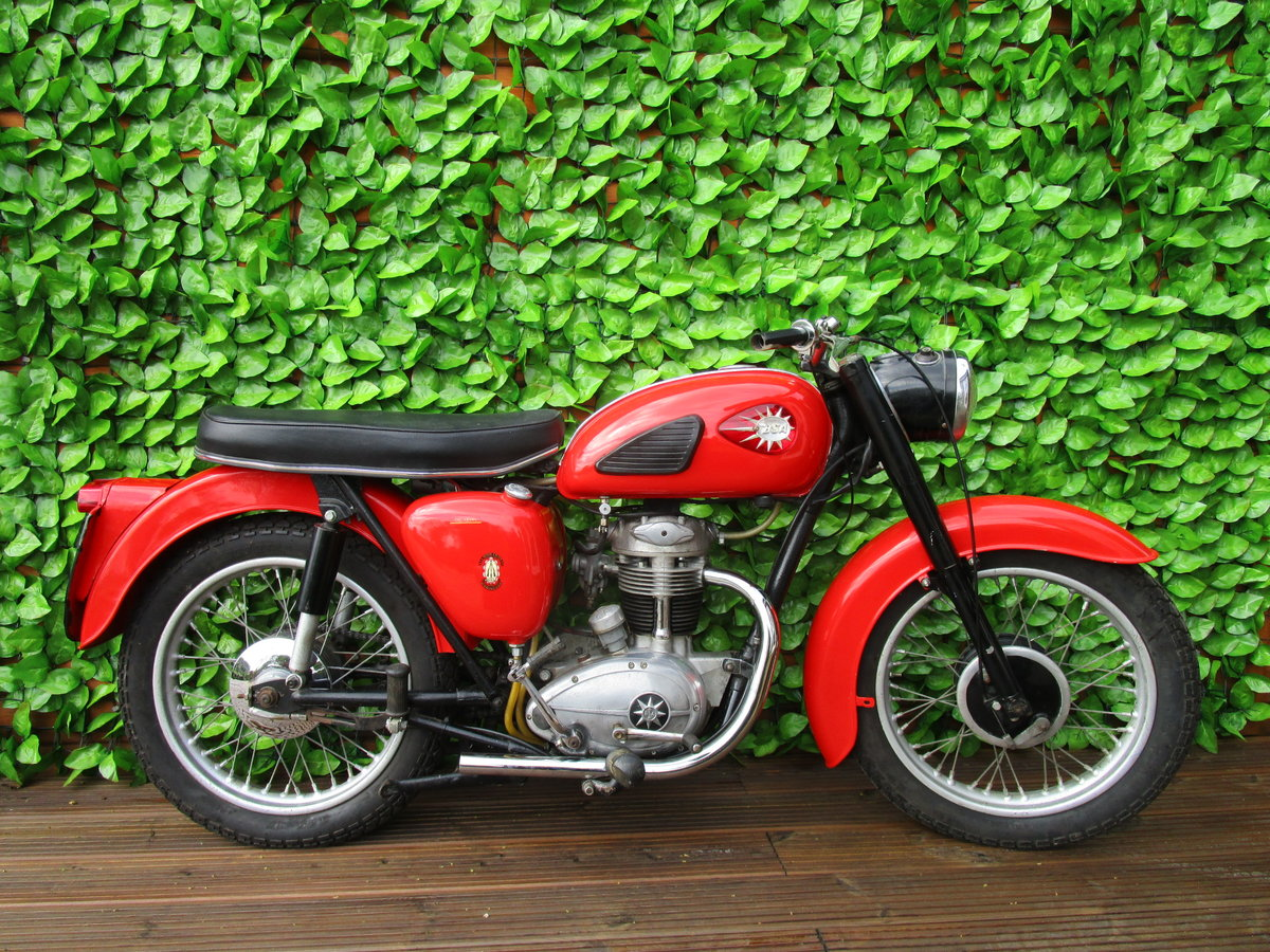 BSA C15 1959 unfinished project   For Sale (picture 1 of 6)