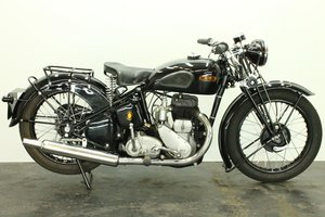 BSA M20 1940 500cc 1 cyl sv For Sale