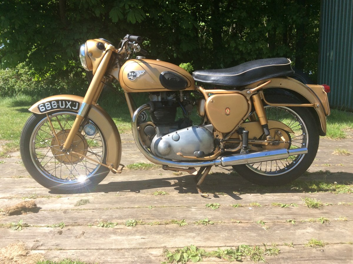 1964 BSA A10 650 cc golden flash 1953  3 owners For Sale (picture 1 of 6)