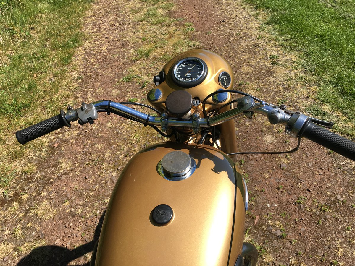 1964 BSA A10 650 cc golden flash 1953  3 owners For Sale (picture 2 of 6)