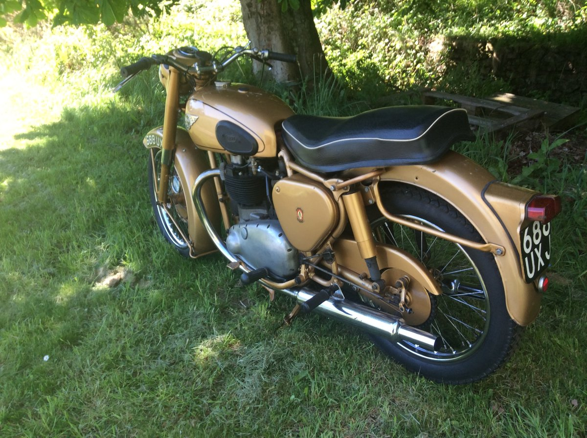 1964 BSA A10 650 cc golden flash 1953  3 owners For Sale (picture 3 of 6)