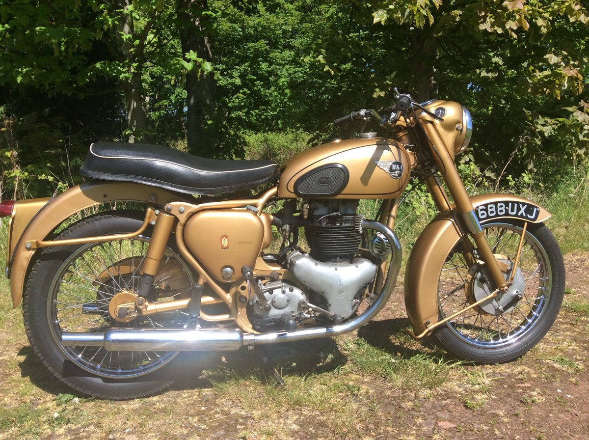 1964 BSA A10 650 cc golden flash 1953  3 owners For Sale (picture 4 of 6)