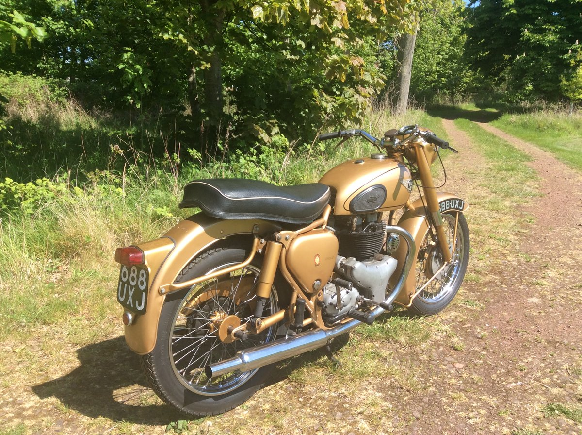1964 BSA A10 650 cc golden flash 1953  3 owners For Sale (picture 5 of 6)