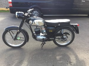 1970 bsa bantam Immaculate