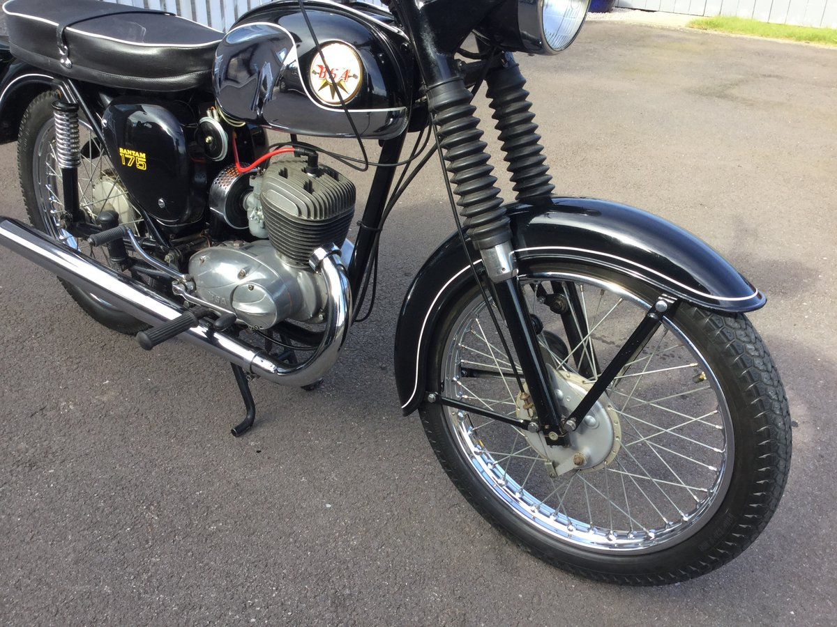 1970 bsa bantam Immaculate  SOLD (picture 6 of 6)