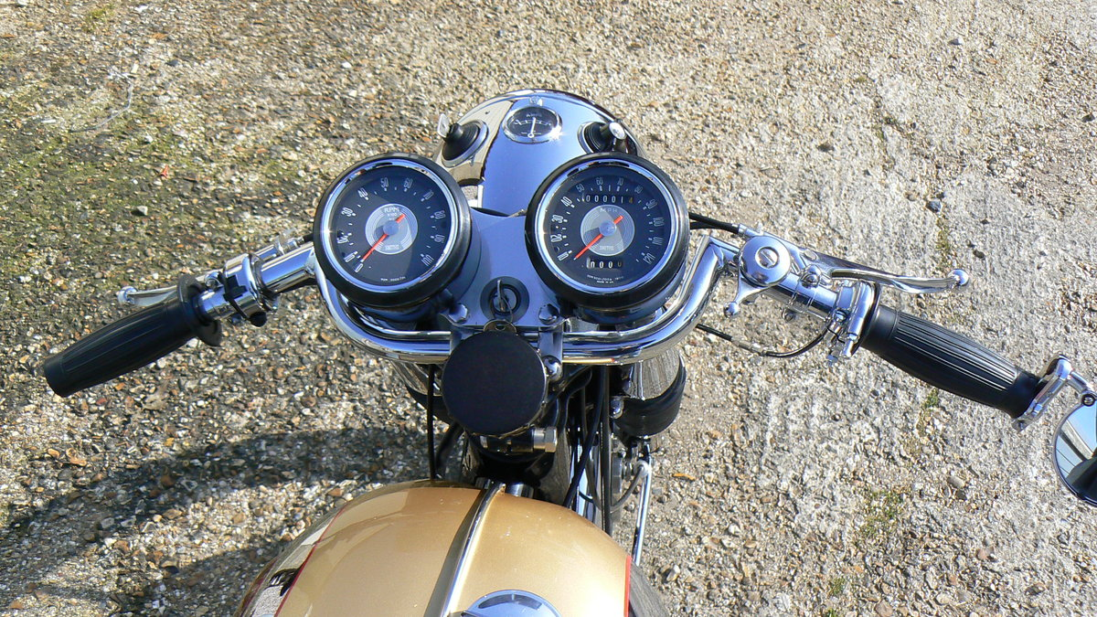 1965 BSA A65 Lightning Clubman For Sale (picture 3 of 6)
