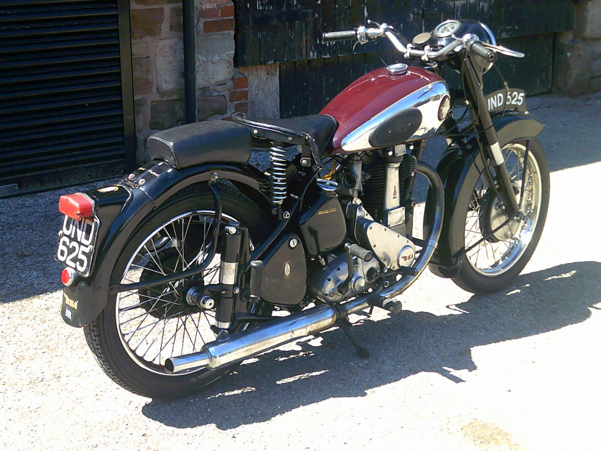 BSA M33 1957 For Sale (picture 1 of 6)