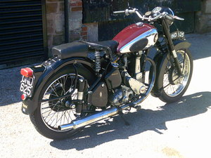 BSA M33 1957