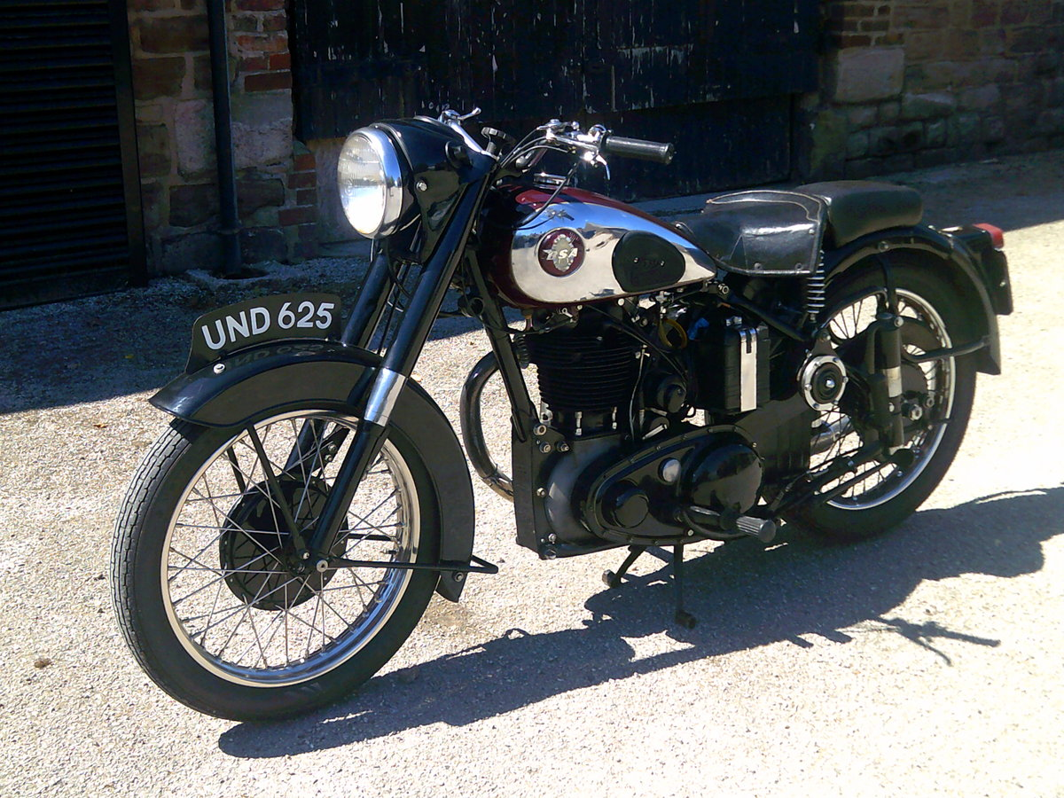 BSA M33 1957 For Sale (picture 2 of 6)