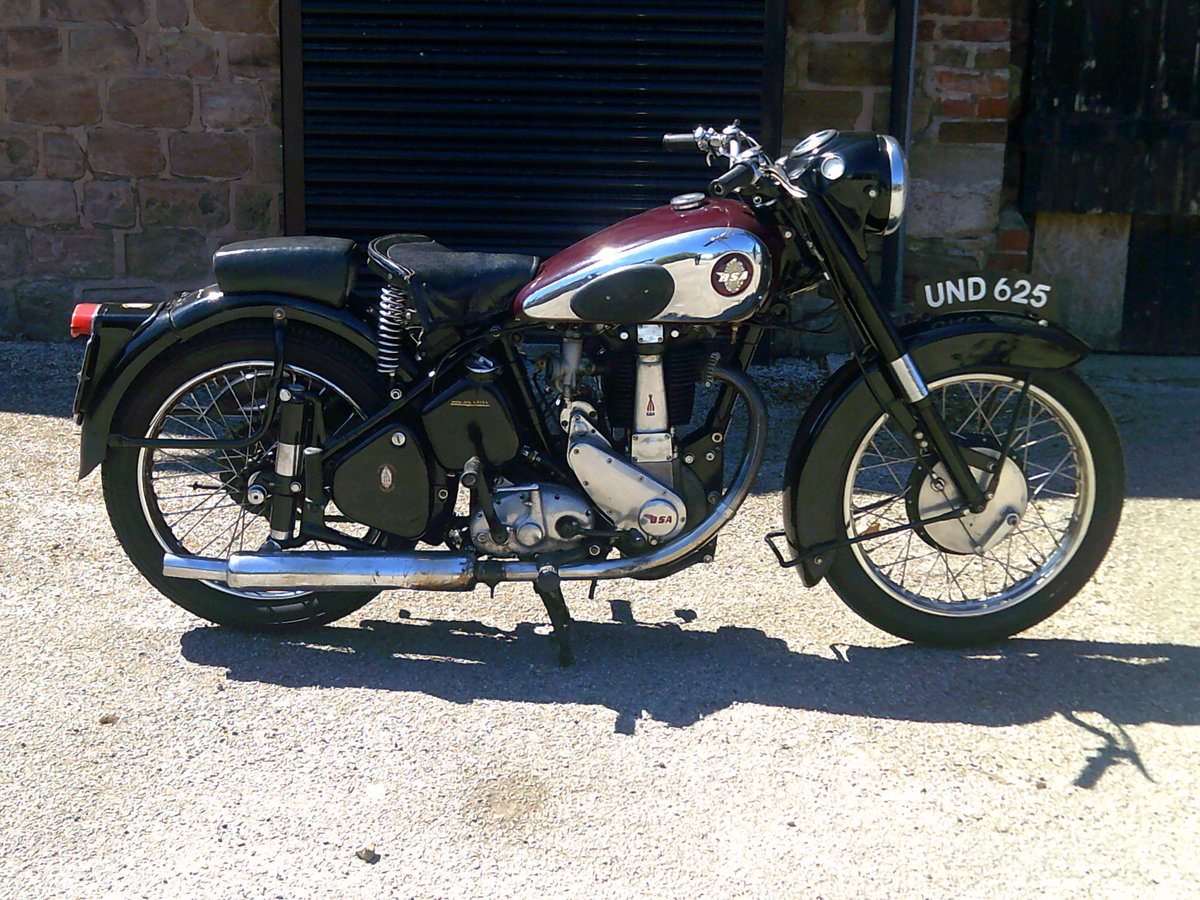 BSA M33 1957 For Sale (picture 3 of 6)