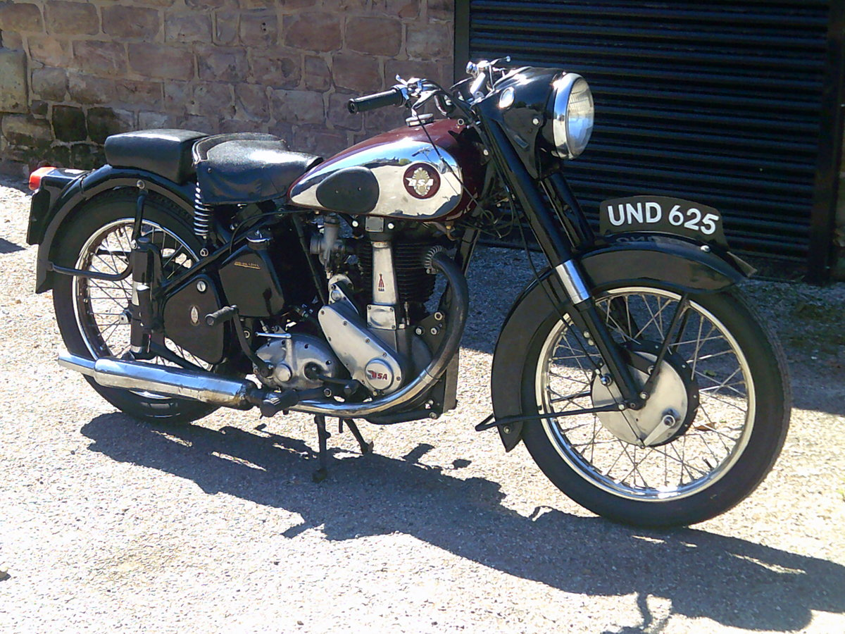 BSA M33 1957 For Sale (picture 4 of 6)