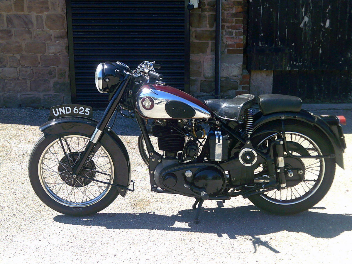 BSA M33 1957 For Sale (picture 6 of 6)