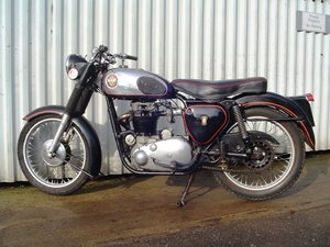 BSA A10 1960 - PROJECT For Sale