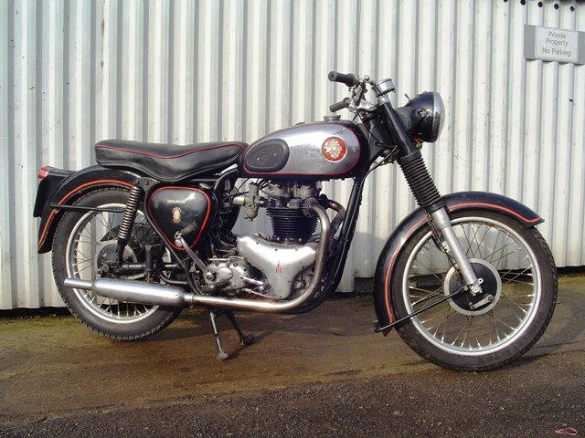 BSA A10 1960 - PROJECT For Sale (picture 2 of 5)