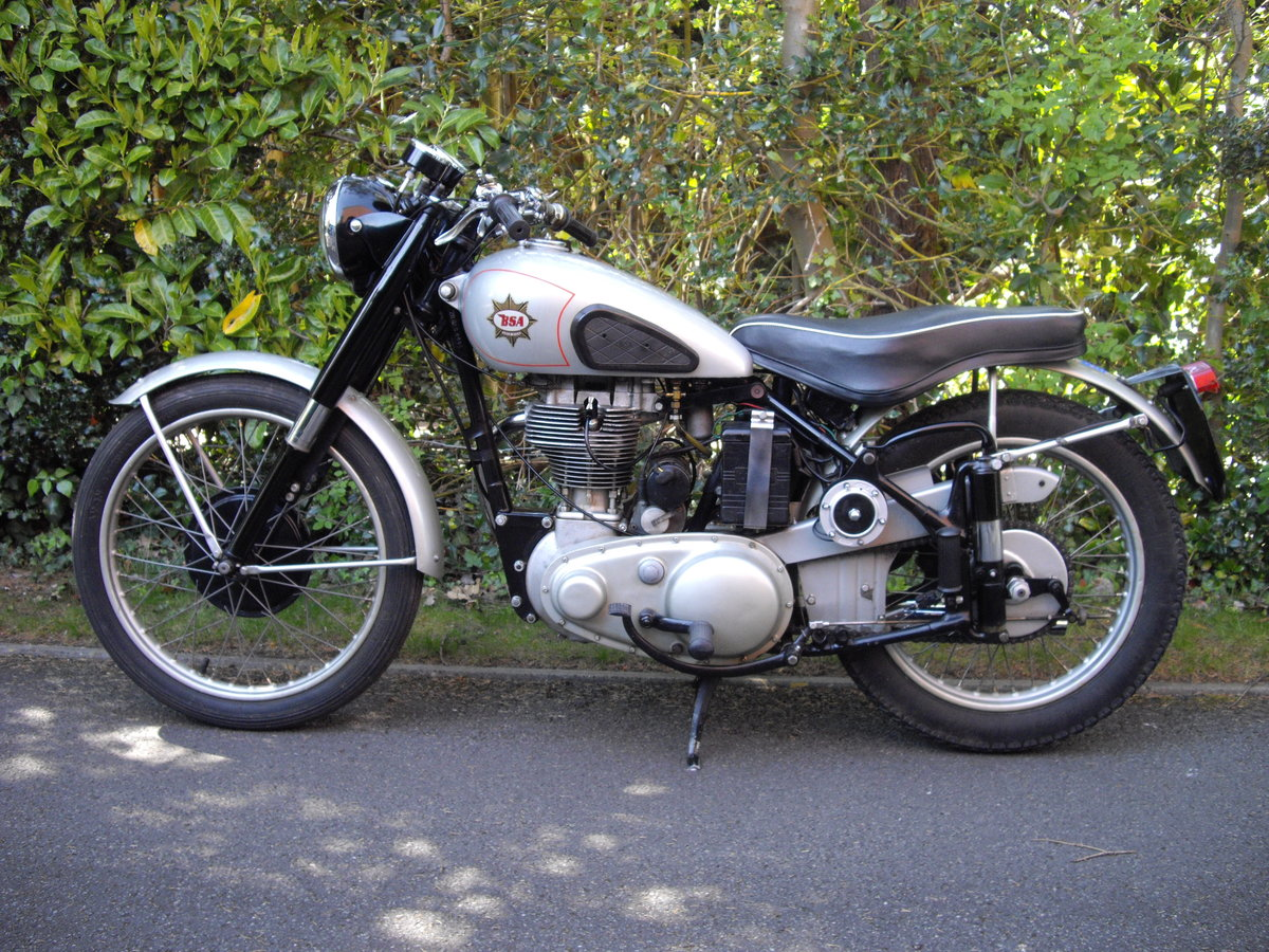 1952 BSA Gold Star ZB32 Clubmans, TT History For Sale (picture 5 of 6)