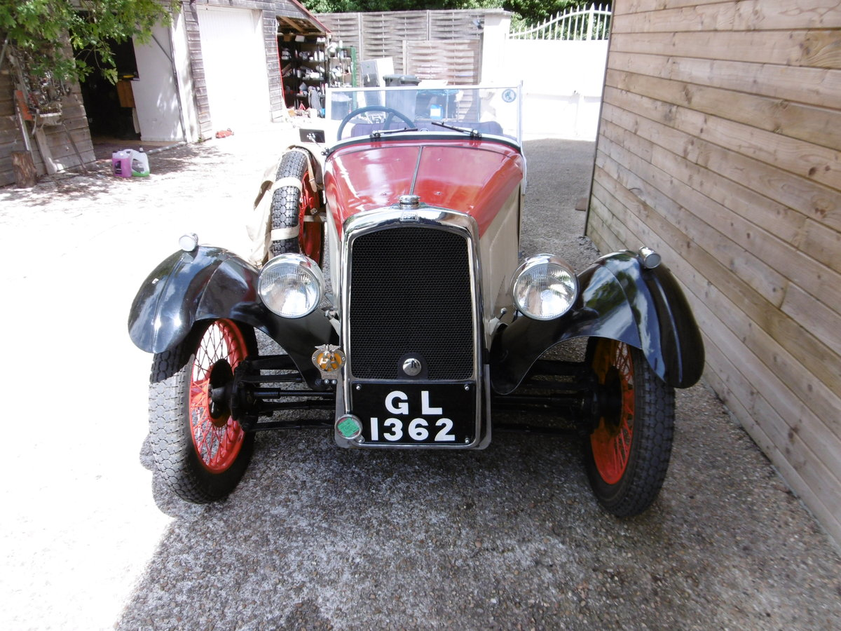 1930 BSA 3 wheeler For Sale (picture 1 of 6)