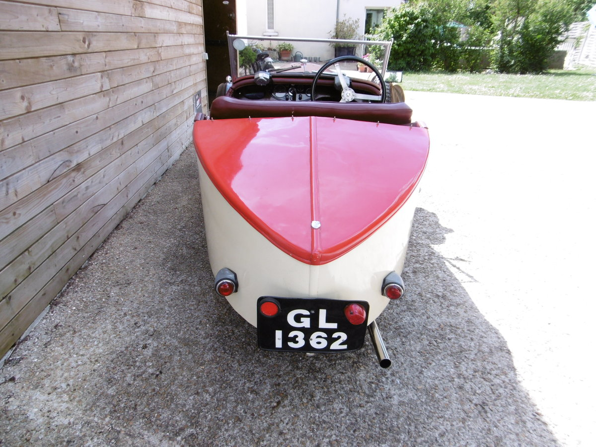 1930 BSA 3 wheeler For Sale (picture 3 of 6)