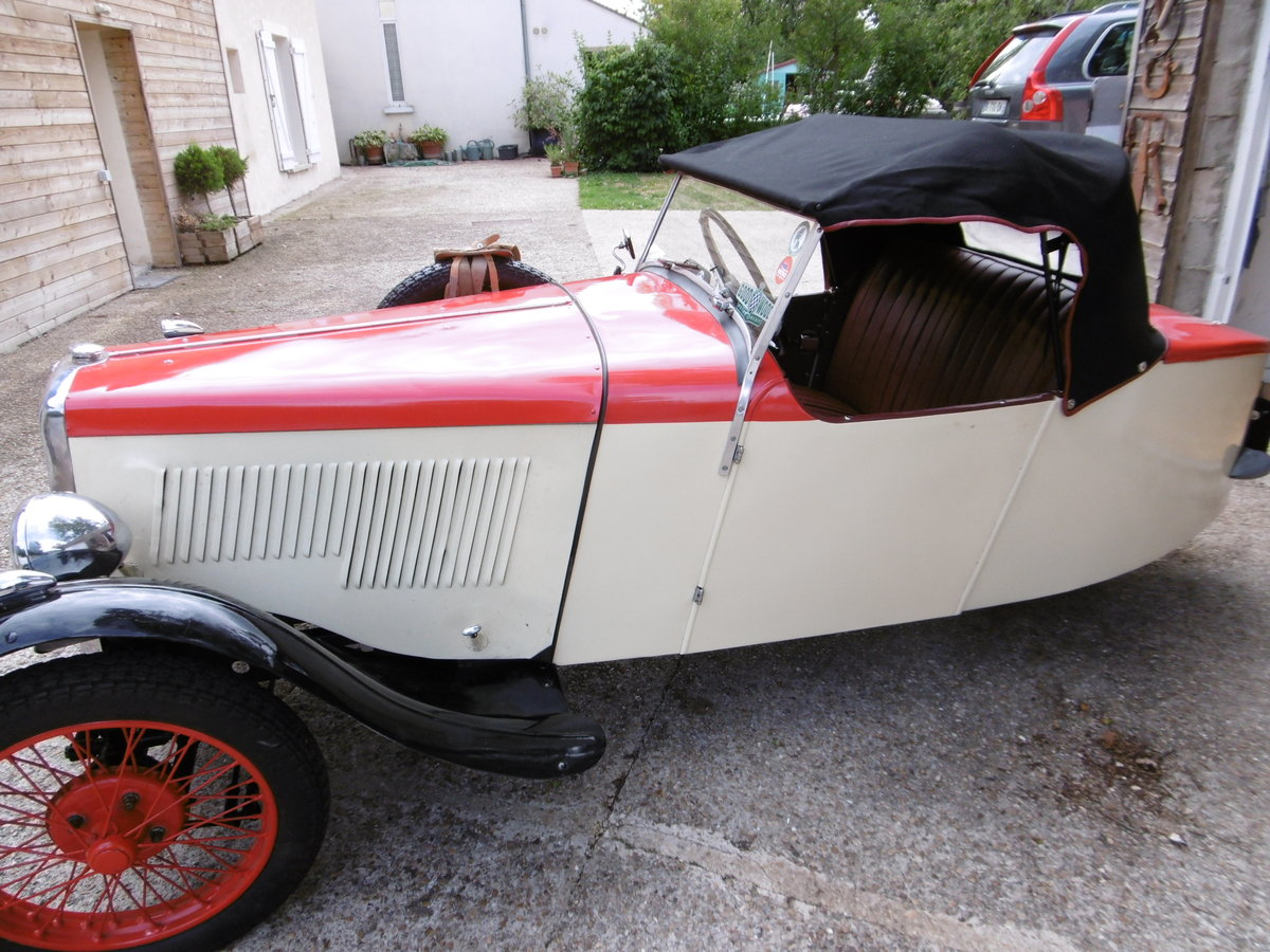 1930 BSA 3 wheeler For Sale (picture 6 of 6)