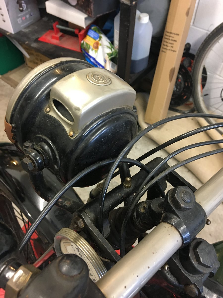 1927 /1928 BSA B28 de-luxe flat tank 250cc three speed For Sale (picture 6 of 6)