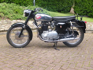 BSA A10  Gold Flash 1960 For Sale