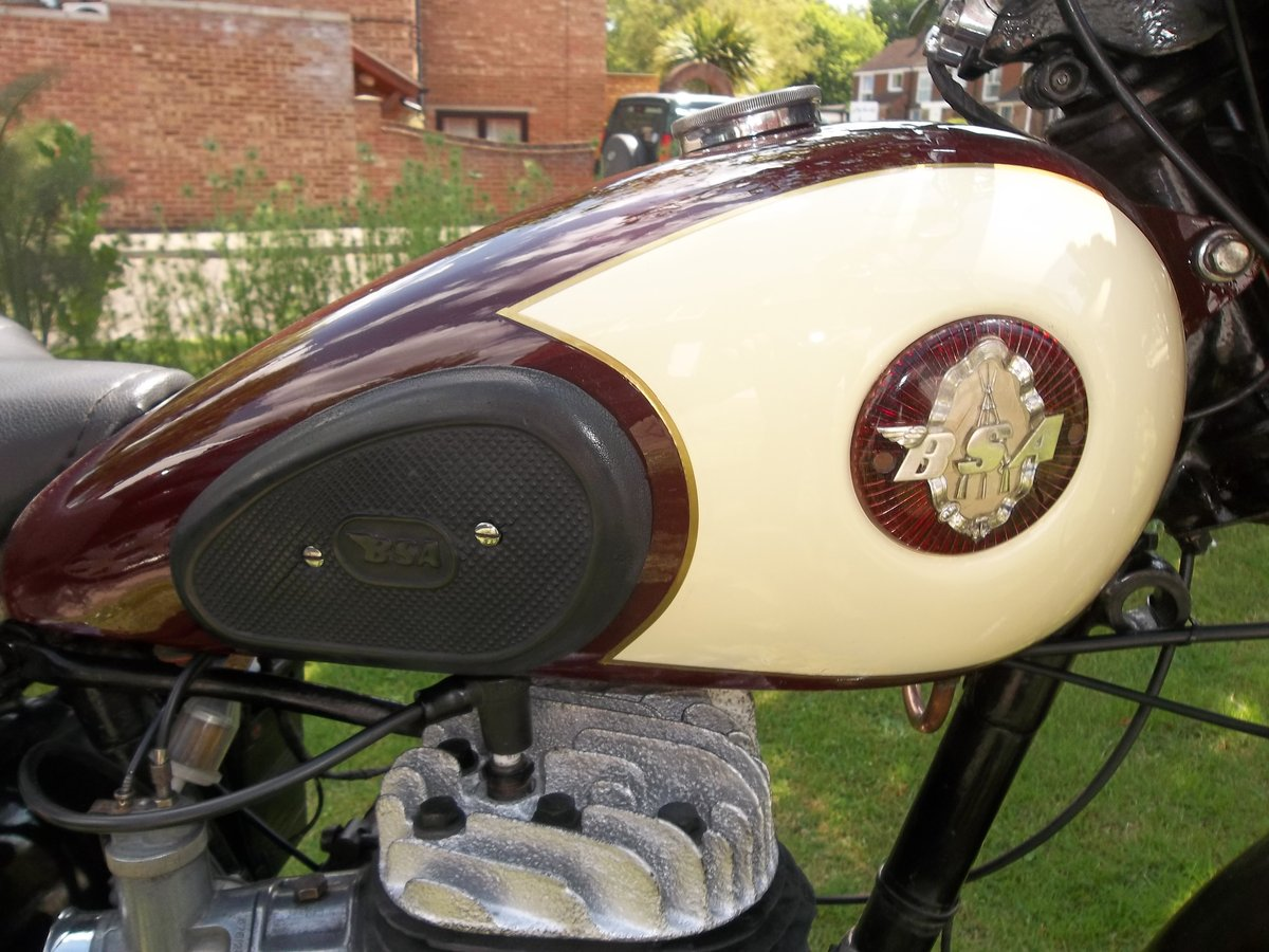 1955 BSA M20 For Sale (picture 5 of 6)