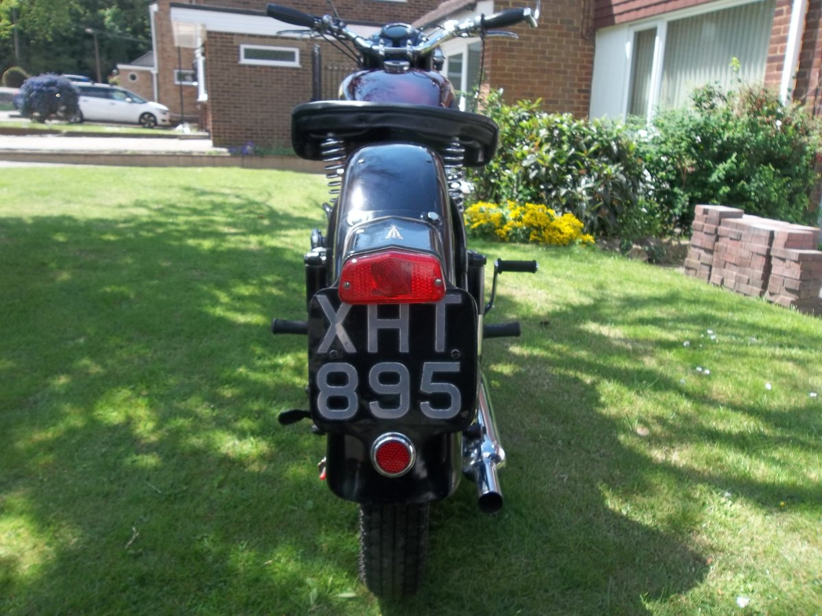 1955 BSA M20 For Sale (picture 6 of 6)