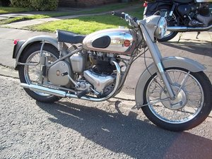 1957 BSA Gold Flash For Sale