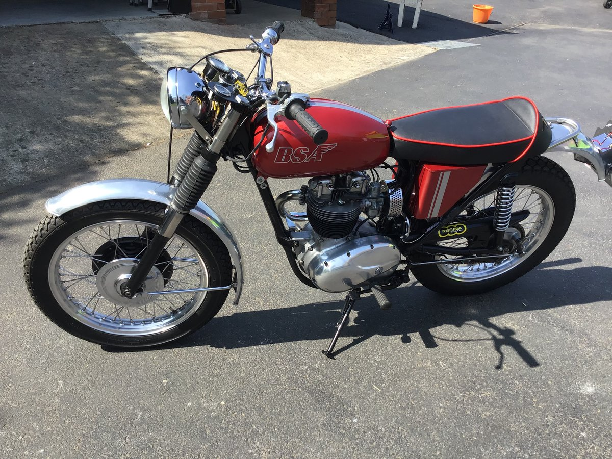 1961 BSA  B40 350cc For Sale (picture 2 of 6)