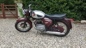 1965 BSA A65 Star Twin For Sale