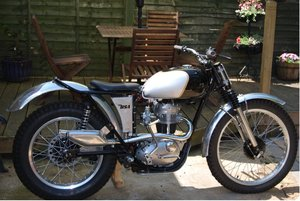1966 C15 BSA trials For Sale