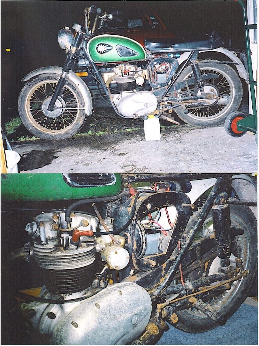 1966 C15 BSA trials For Sale (picture 2 of 6)