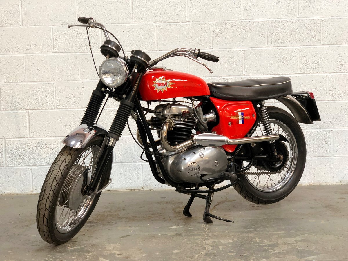 BSA Hornet Replica 1965 650cc Excellent Condition  SOLD (picture 2 of 6)