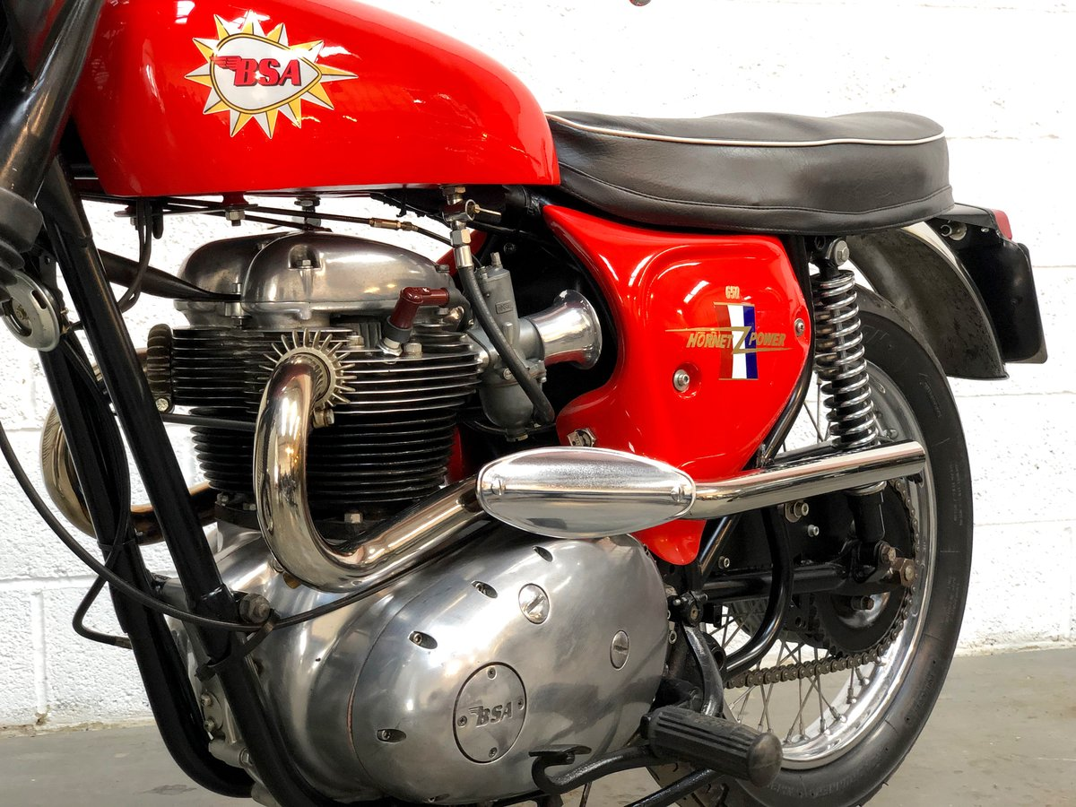 BSA Hornet Replica 1965 650cc Excellent Condition  SOLD (picture 4 of 6)