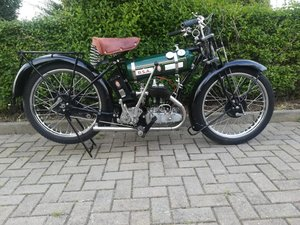 Bsa Round Tank 250cc - 1926 SOLD