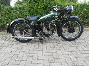 Bsa 250cc B18 - 1936 For Sale