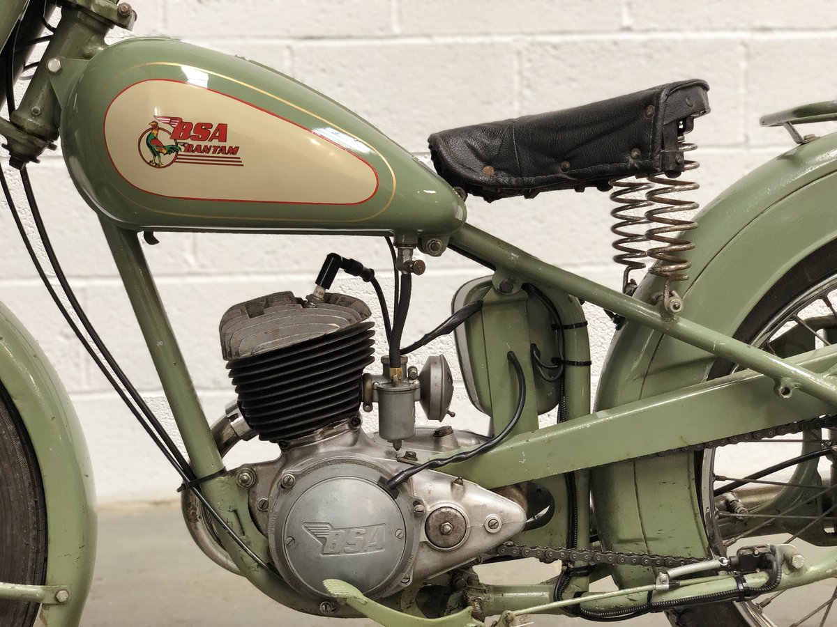 BSA Bantam D1 1954 Plunger SOLD (picture 4 of 6)