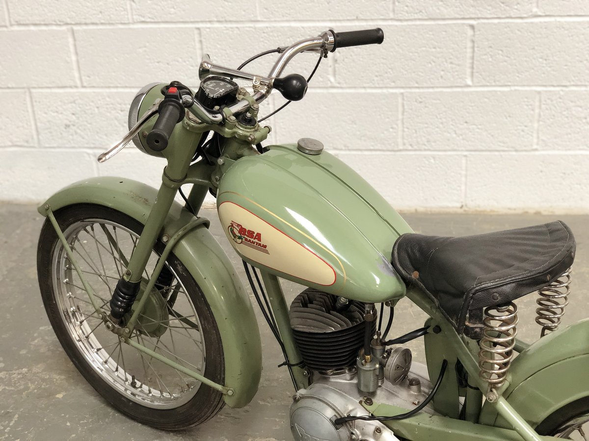 BSA Bantam D1 1954 Plunger SOLD (picture 6 of 6)