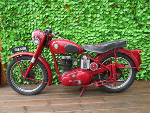 BSA C11G 1955 READY TO RIDE