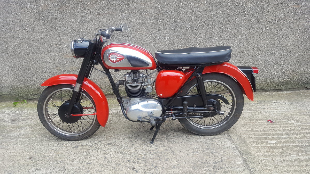 1962 BSA B40 350 For Sale (picture 1 of 6)